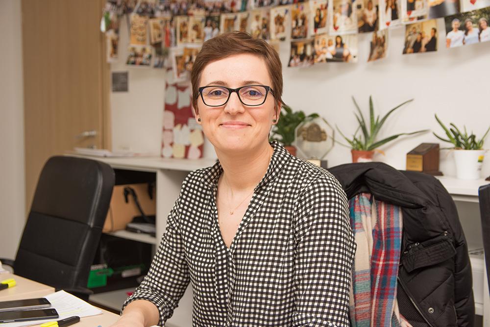 Interviu aniversar cu Cornelia – Grafician Guru @ Swiss Solutions
