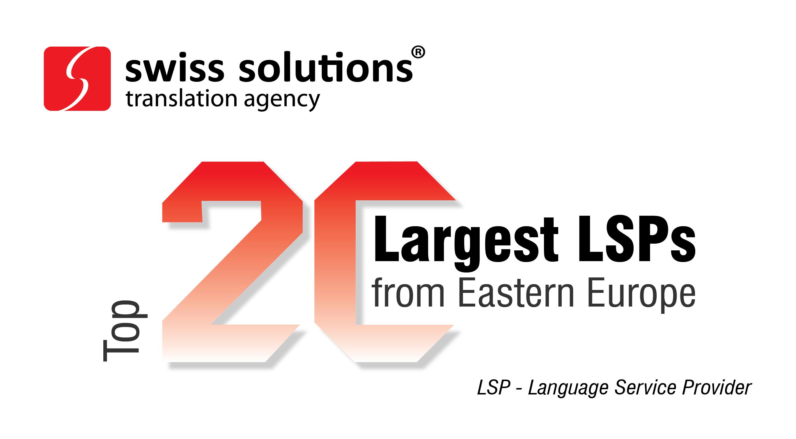swiss solutions agentie de traduceri top 20