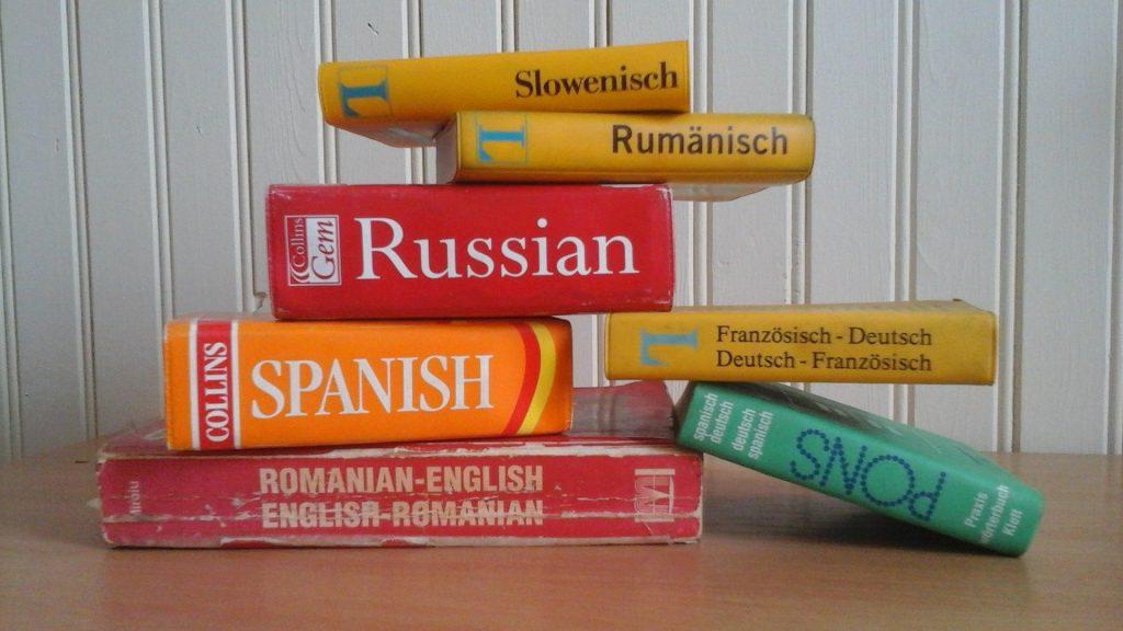 dictionare pentu traduceri in Bucuresti